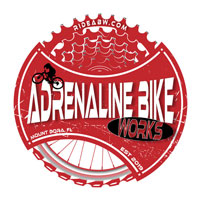 Adrenaline Bike Works logo