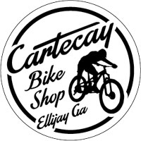 Cartecay Bike Shop logo