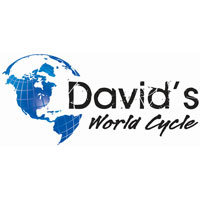 David's World Cycle logo