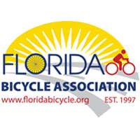 Florida Bicycle Association logo