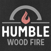 Humble Wood Fire logo