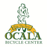 Ocala Bicycle Center logo