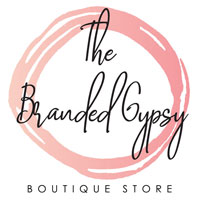 The Branded Gypsy logo