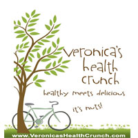 Veronica's Health Crunch logo