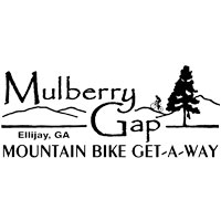 Mulberry Gap Mountain Bike Get-A-Way logo